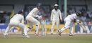 Lakshan Sandakan nicks off to slip, Sri Lanka v England, 3rd Test, SSC, Colombo, 4th day, November 26, 2018