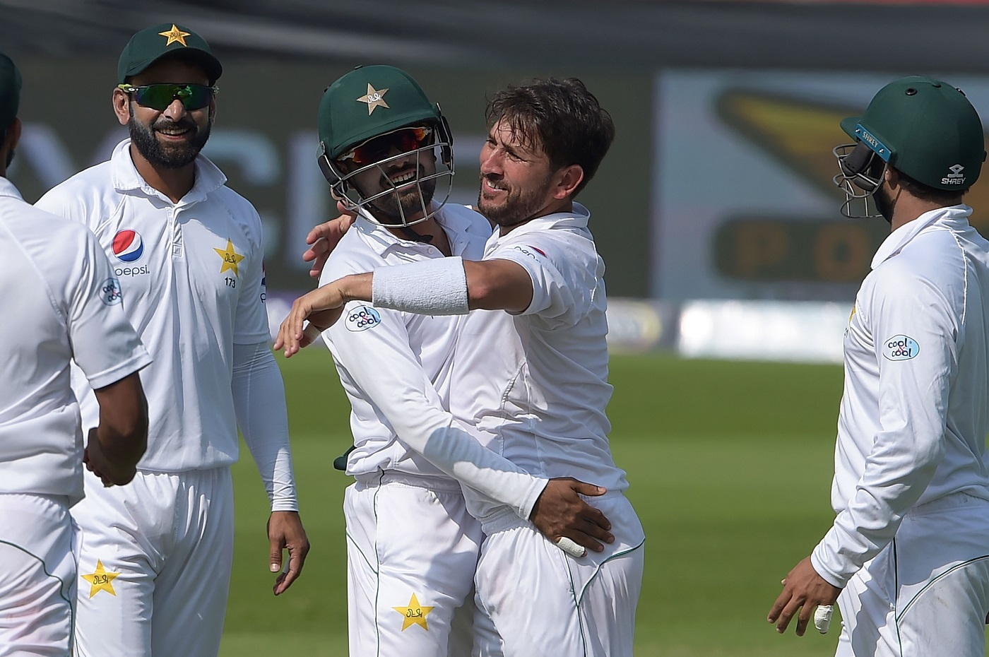 Yasir Shah becomes the fastest bowler to 200 Test wickets