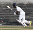 B Aparajith glances one to the leg side, Tamil Nadu v Bengal, Ranji Trophy 2018-19, fourth round, Chennai, November 29, 2018