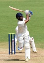 Kaushik Gandhi goes over the top, Tamil Nadu v Bengal, Ranji Trophy 2018-19, fourth round, Chennai, November 29, 2018