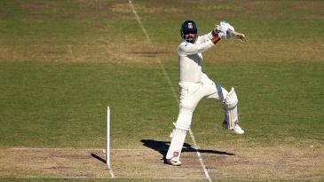 M Vijay cuts in style
