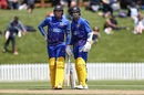 Michael Rippon and Christi Viljoen's 146-run partnership aided Otago's recovery, Otago v Wellington, Ford Trophy 2018-19, final, Dunedin, December 1, 2018