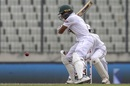 Mahmudullah shapes up to cut, Bangladesh v West Indies, 2nd Test, Mirpur, 2nd day, December 1, 2018