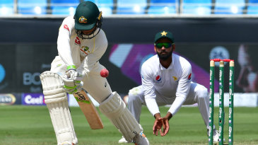 Usman Khawaja's hundred two months ago in Dubai makes it to the writer's list of the 13best match-saving innings of all time