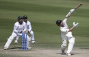 Kane Williamson plays a lofted shot off spin, Pakistan v New Zealand, 3rd Test, Abu Dhabi, 4th day, December 6, 2018