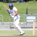 Zubayr Hamza in action for the Cape Cobras, Cape Town