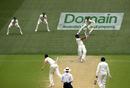 Mohammed Shami nicks down leg, Australia v India, 1st Test, Adelaide, 2nd day, December 7, 2018