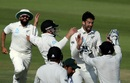 William Somerville took New Zealand towards an unlikely win on debut, Pakistan v New Zealand, 3rd Test, Abu Dhabi, 5th day, December 7, 2018