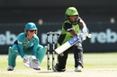 Harmanpreet Kaur smashed a 23-ball fifty, Sydney Thunder v Brisbane Heat, Women's Big Bash League, Sydney, December 9, 2018