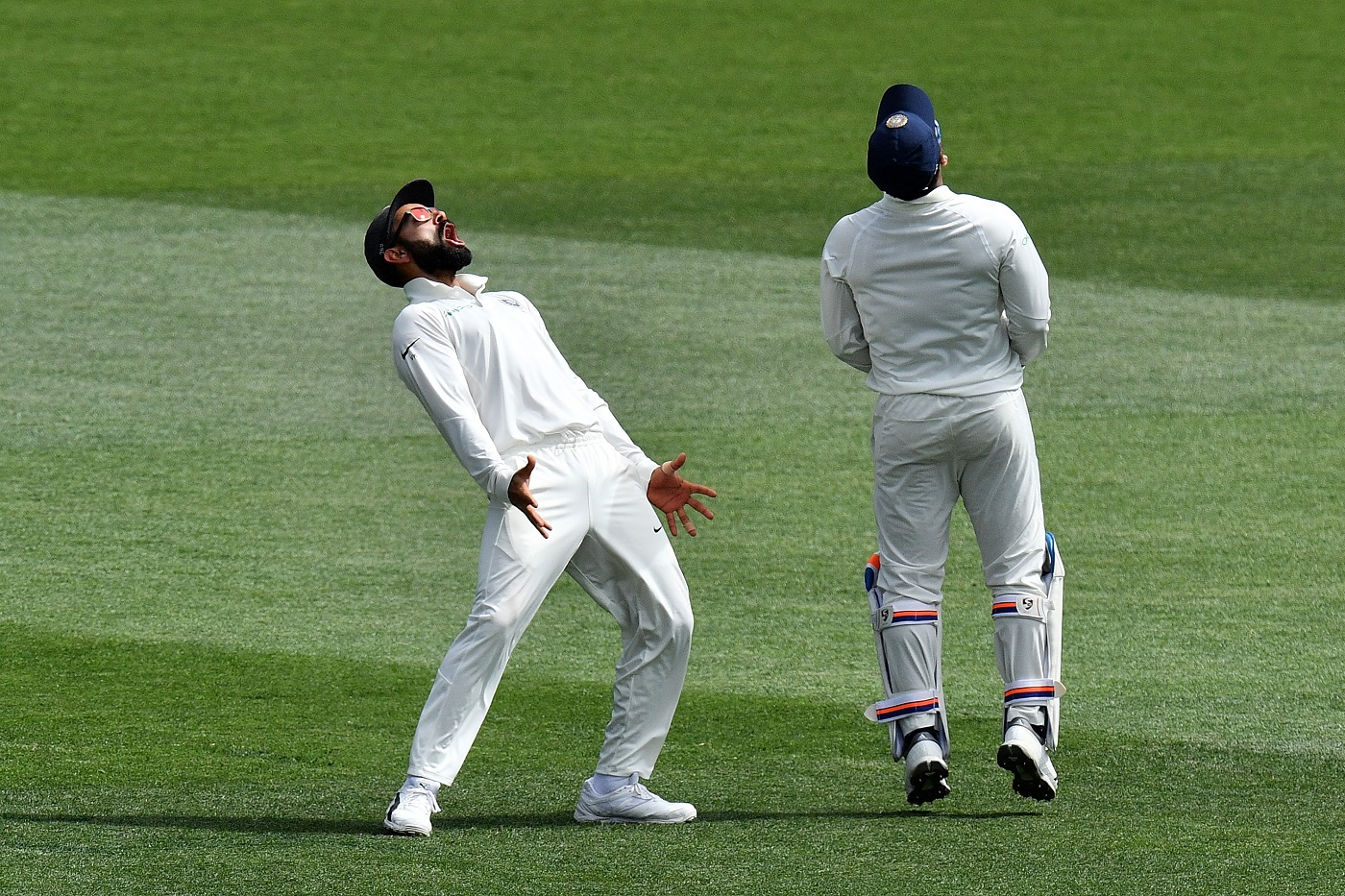 Watch: Furious Virat Kohli Abuses As Hanuma Vihari Does Not Go For Tough Catch 2
