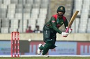 Tamim Iqbal made an even 50, Bangladesh v West Indies, 2nd ODI, Dhaka, December 11, 2018