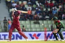 Darren Bravo loses his leg stump, Bangladesh v West Indies, 3rd ODI, Sylhet, December 14, 2018