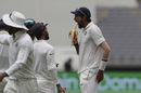 Ishant Sharma eats a banana between overs, Australia v India, 2nd Test, Perth, 2nd day, December 15, 2018