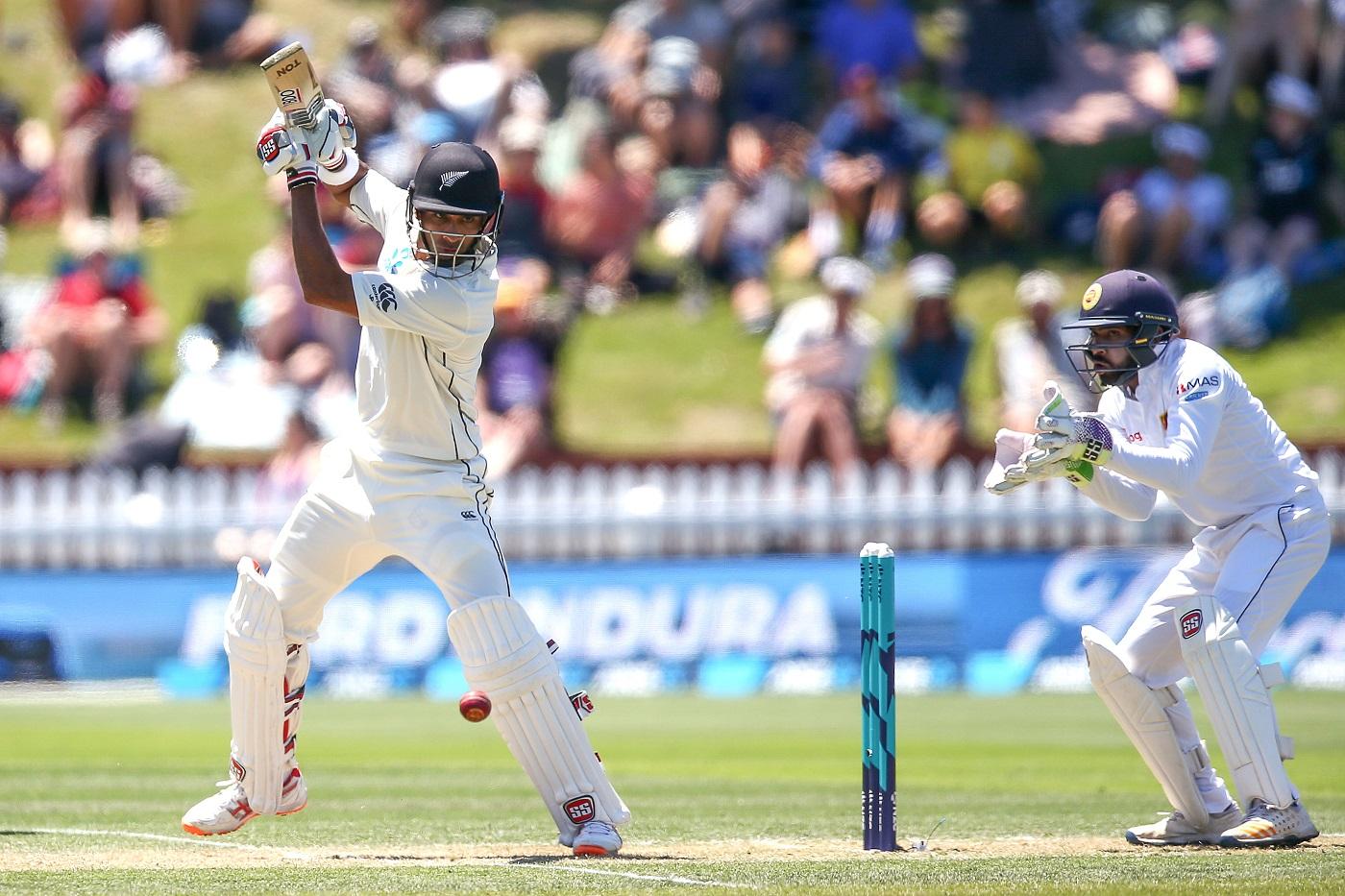Newzeland vs Srilanka 1st Test Day 2
