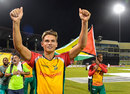 Chris Green was handed the captaincy of Guyana Amazon Warriors in the CPL