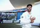 Kane Williamson looks on at the end of the match, Pakistan v New Zealand, 3rd Test, Abu Dhabi, 5th day, December 7, 2018