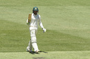 Usman Khawaja brings up his half-century, Australia v India, 2nd Test, Perth, 4th day, December 17, 2018