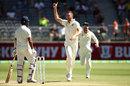 Josh Hazlewood produced a good one to remove Cheteshwar Pujara, Australia v India, 2nd Test, Perth, 4th day, December 17, 2018