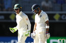 Contrasting emotions for the two captains, Australia v India, 2nd Test, Perth, 4th day, December 17, 2018