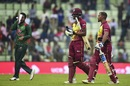 Keemo Paul and Nicholas Pooran ended West Indies' chase in 10.5 overs, Bangladesh v West Indies, 1st T20I, Sylhet, December 17, 2018