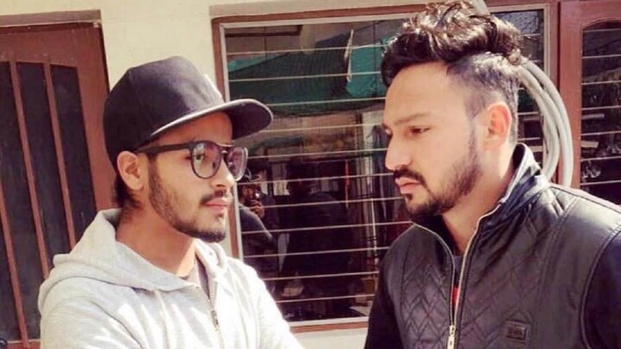 Anmolpreet Singh and Prabhsimran Singh