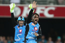 Rashid Khan was among the wickets yet again, Brisbane Heat v Adelaide Strikers, Big Bash League 2018-19, Brisbane, December 19, 2018