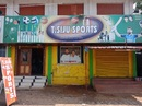 Saiju Titus's sports shop, on the outskirts of Pondicherry, Ranji Trophy 2018-19, Puducherry, December 1, 2018