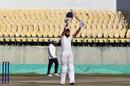 Ankit Kalsi made 144 not out against Tamil Nadu, Himachal Pradesh v Tamil Nadu, Ranji Trophy 2018-19, Dharamsala, December 24, 2018