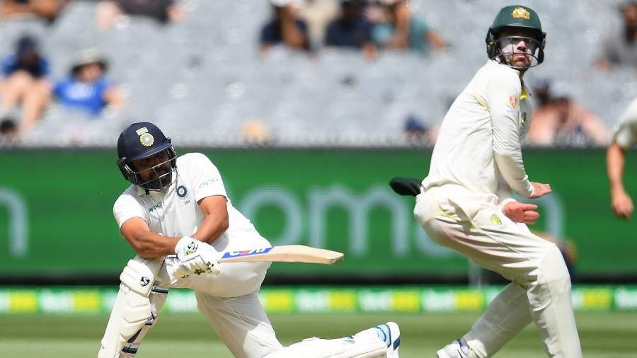 Maybe This Was His Last Chance To Have A Go In Tests, Says Harsha Bhogle As Rohit Sharma Finally Scores A Test Fifty 3