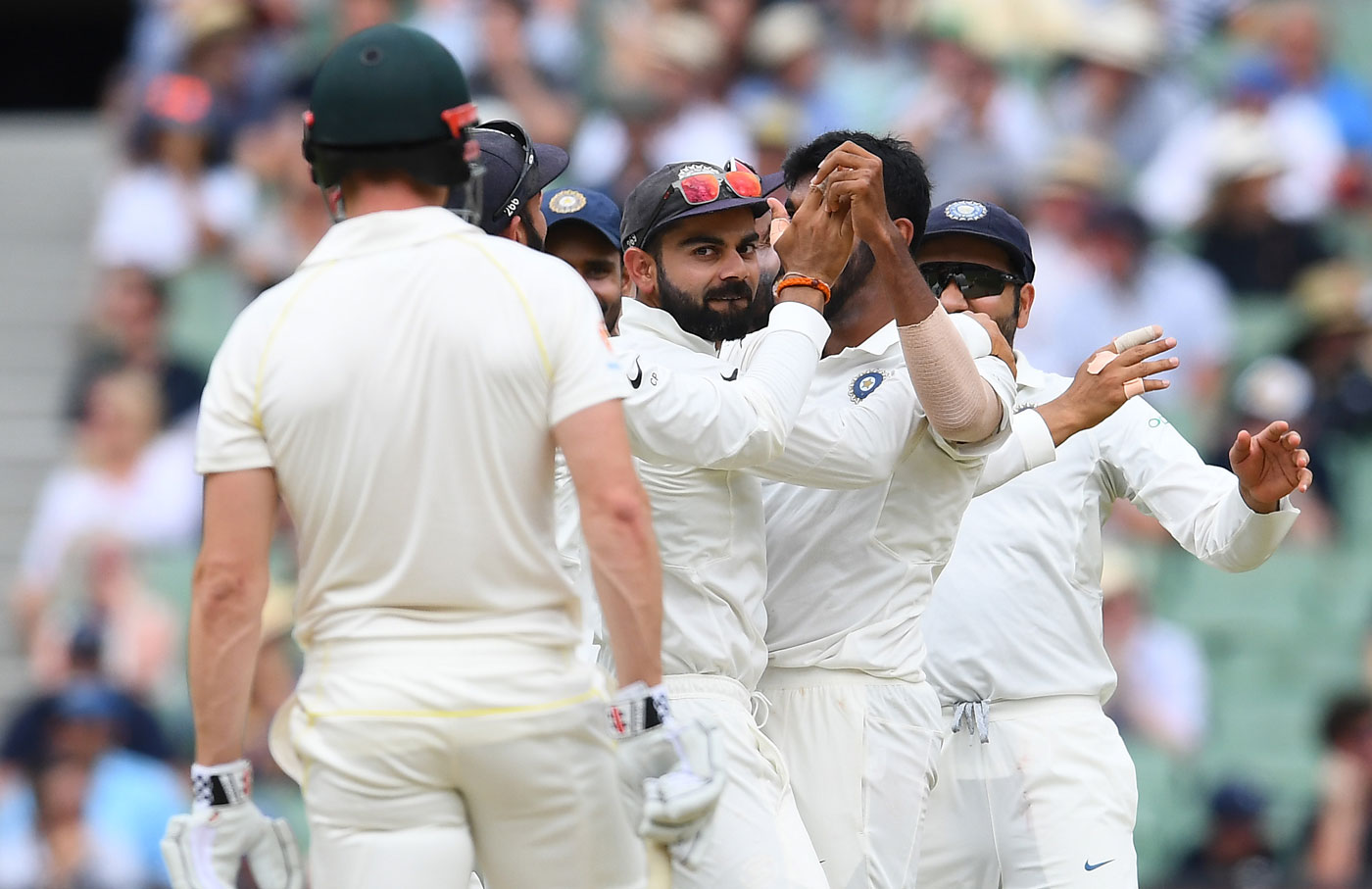 Australia vs India 2018/19: Team India Players React After Thumping Win At MCG 1