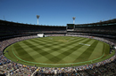 A view of the MCG on Boxing Day, Australia v India, 3rd Test, Melbourne, 1st day, December 26, 2018