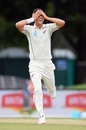 Trent Boult expresses his frustration, New Zealand v Sri Lanka, 2nd Test, Christchurch, 4th day, December 29, 2018