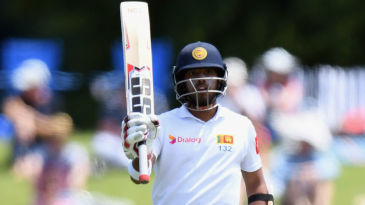 Kusal Mendis got past the 1000-run mark in a calendar year for the first time