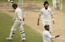 Ishant Sharma is pumped after dismissing Travis Head, Australia v India, 3rd Test, Melbourne, 4th day, December 29, 2018