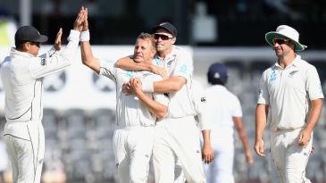 Neil Wagner broke Sri Lanka's back with timely strikes