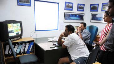 Ravindra Pushpakumara: under pressure