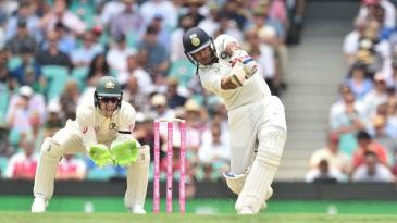 Mayank Agarwal goes aerial