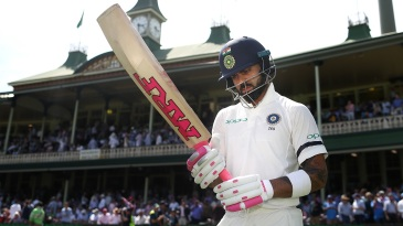 Virat Kohli wore colours fitting of the Pink-day Test