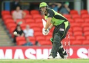 Daniel Sams lifted Thunder with a 25-ball 42, Melbourne Stars v Sydney Thunder, BBL 2018-19, Carrara, January 5, 2019