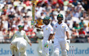 Asad Shafiq brought up his fifty, South Africa v Pakistan, 2nd Test, Cape Town, 3rd day, January 5, 2018