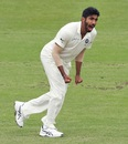 Jasprit Bumrah screams in delight, Australia v India, 4th Test, Sydney, 4th day, January 6, 2018