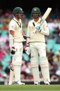 Josh Hazlewood and Mitchell Starc strung a good partnership together, Australia v India, 4th Test, Sydney, 4th day, January 6, 2018
