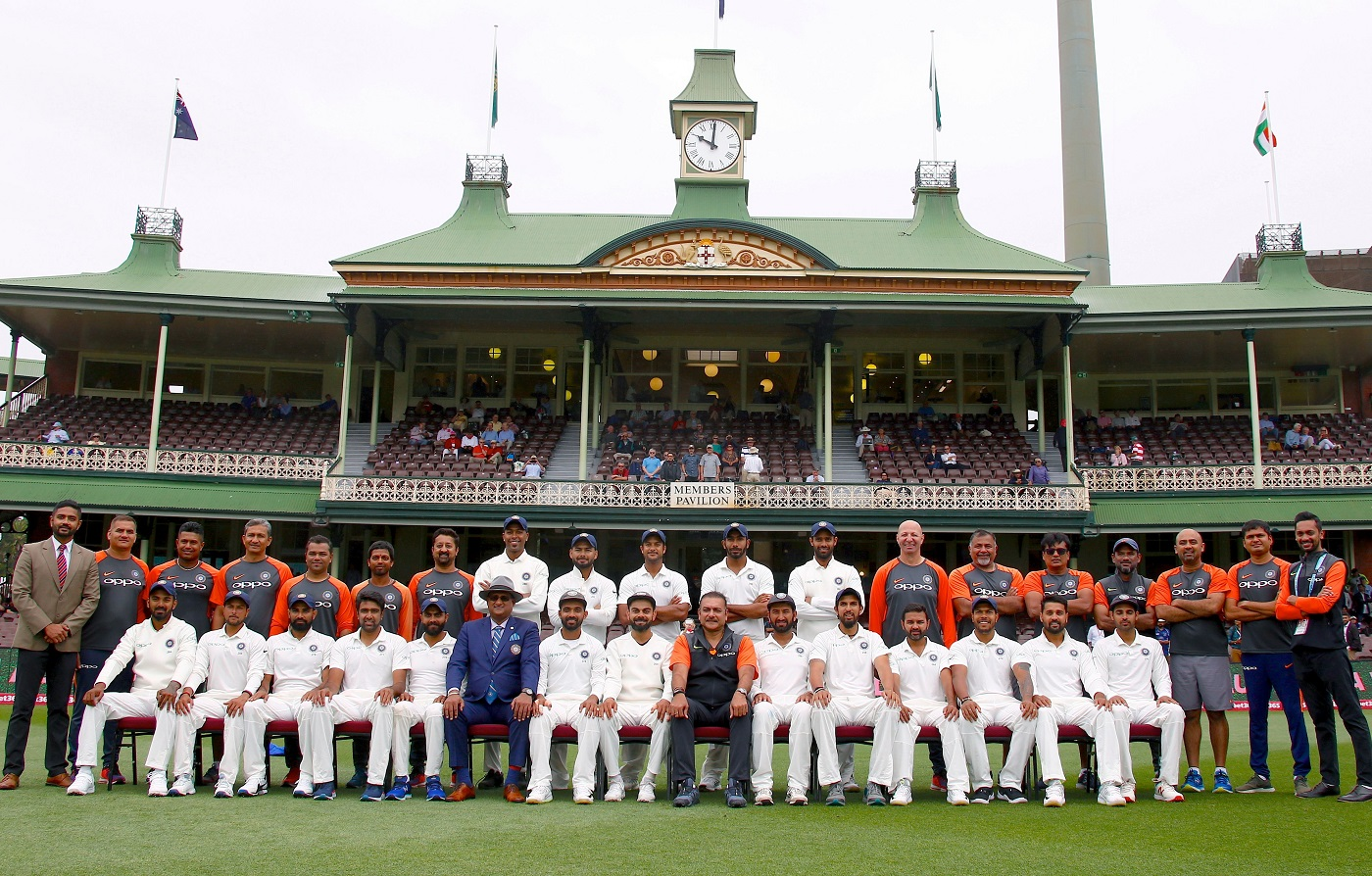Mohammad Yousuf Undermines India's Historic Win In Australia 1