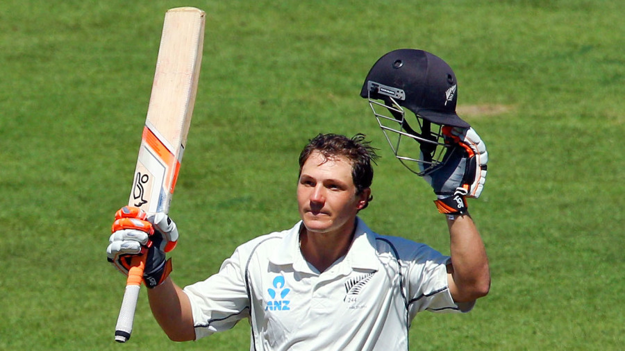 BJ Watling's third Test hundred, against India in Wellington, was the longest innings by a New Zealand wicketkeeper