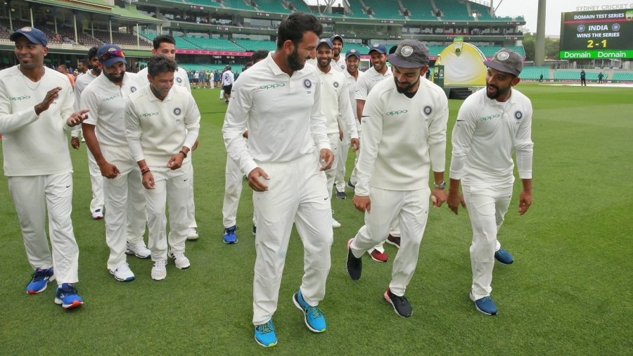 Mohammad Yousuf Undermines India's Historic Win In Australia 2