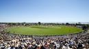 A view of the Saxton Oval, New Zealand v Sri Lanka, 3rd ODI, Nelson, January 8, 2019
