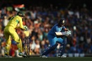 Rohit Sharma plays a shot, Australia v India, 1st ODI, Sydney, January 12, 2019