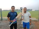 Rajat Bhatia and Vineet Saxena batted the entire day without being separated against Meghalaya, Puducherry v Uttarakhand, CAP Siechem Ground, Puducherry, December 25, 2018