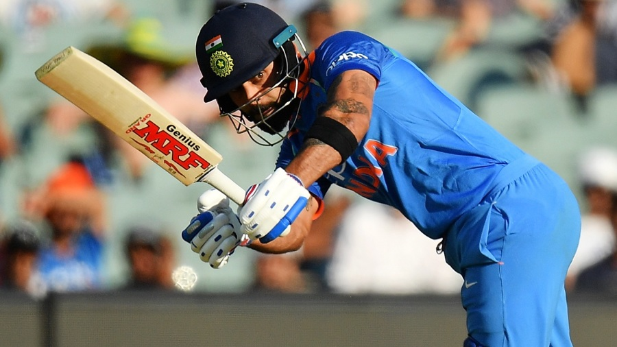 Kohli rested for last two New Zealand ODIs