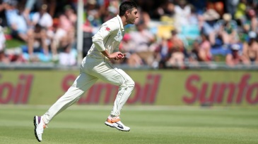 Duanne Olivier is poised for take-off